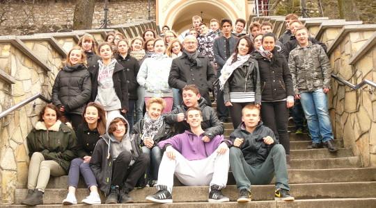14 - 16. 03.2014 Rekolekcje dla młodzieży na Górze św. Anny