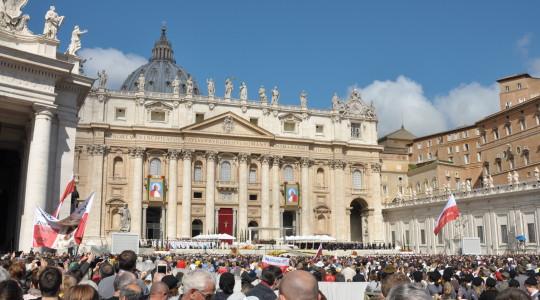 27.04.2014  Kanonizacja Jana Pawła II