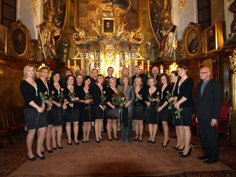 koncert z Majewską