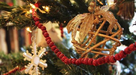 21.12.2014  Kiermasz bożonarodzeniowy