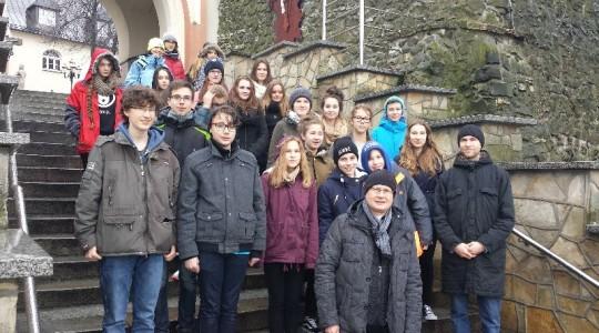 13 - 15.03.2015 Rekolekcje dla młodzieży na Górze św. Anny
