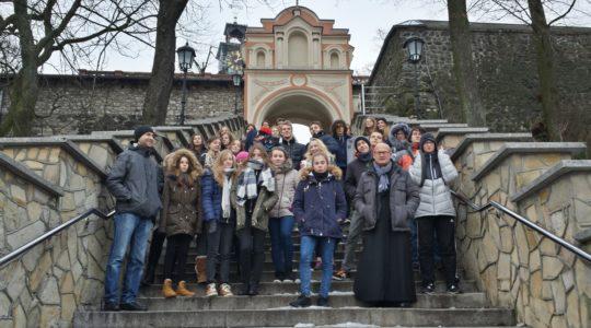 02. - 04.12.2016 Rekolekcje dla młodzieży na Górze św. Anny