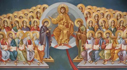 01.11.2017 Uroczystość Wszystkich Świętych i Dzień Zaduszny