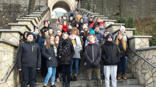 08.12 -10.12.2017 Rekolekcje dla młodzieży na Górze św. Anny