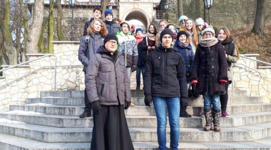 02.-04.03.2018 Rekolekcje dla młodzieży na Górze św. Anny
