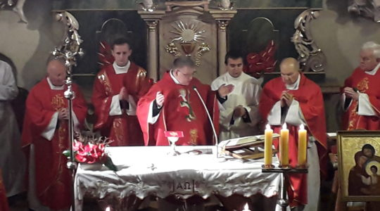 30.11.2018 Odpust parafialny