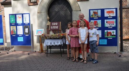 Konkurs prac na 500-lecie naszego kościoła