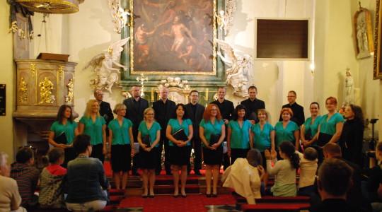 28.06.2014 Koncert pieśni sakralnej w naszym kościele