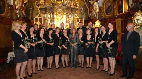 01.10.2011. Koncert z Alicją Majewską