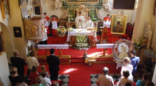 31.08.2014 Dożynki parafialne