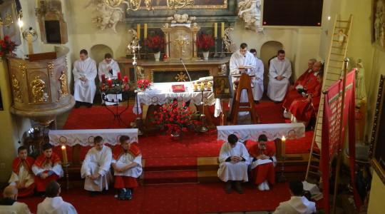 29.11.2015 Odpust parafialny